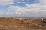Golan Heights, the Valley of Tears