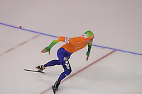 SCHAATSEN: CALGARY: Olympic Oval, 10-11-2013, Essent ISU World Cup, Michel Mulder, ©foto Martin de Jong
