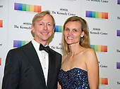 Brian Hook, Senior Policy Advisor to Secretary of State Rex Tillerson and Director of the Secretary&rsquo;s Policy Planning Staff, and Amy Hook arrive for the formal Artist's Dinner honoring the recipients of the 40th Annual Kennedy Center Honors hosted by United States Secretary of State Rex Tillerson at the US Department of State in Washington, D.C. on Saturday, December 2, 2017. The 2017 honorees are: American dancer and choreographer Carmen de Lavallade; Cuban American singer-songwriter and actress Gloria Estefan; American hip hop artist and entertainment icon LL COOL J; American television writer and producer Norman Lear; and American musician and record producer Lionel Richie.  <br /> Credit: Ron Sachs / Pool via CNP
