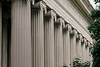 MIT columns, Cambridge, MA
