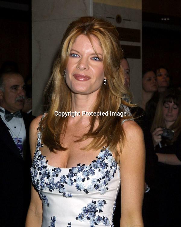 ©2003 KATHY HUTCHINS / HUTCHINS PHOTO.30TH DAYTIME EMMY AWARDS.RADIO CITY MUSIC HALL.NEW YORK CITY, NY.MAY 16, 2003..MICHELLE STAFFORD.