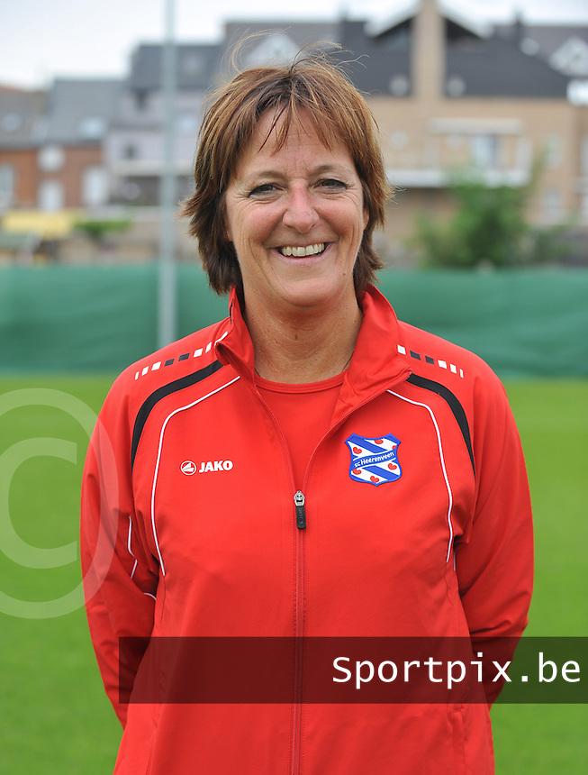 SC Heerenveen Dames : Jolanda Huiskamp.foto DAVID CATRY / Vrouwenteam.be