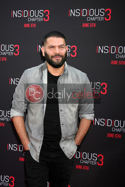 Guillermo Diaz at the &quot;Insidious Chapter 3&quot; Premiere, TCL Chinese Theater, Hollywood, CA 06-04-15<br /> David Edwards/DailyCeleb.com 818-249-4998