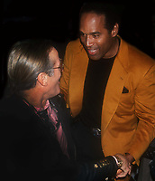 Peter Fonda OJ Simpson 1993<br /> Photo By John Barrett/PHOTOlink