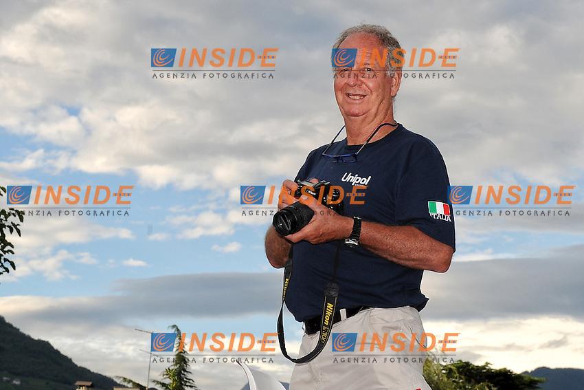 Klaus Dibiasi <br /> Bolzano 01-08-2014 <br /> 20 Fina Diving Grand Prix <br /> Photo Andrea Staccioli/Insidefoto