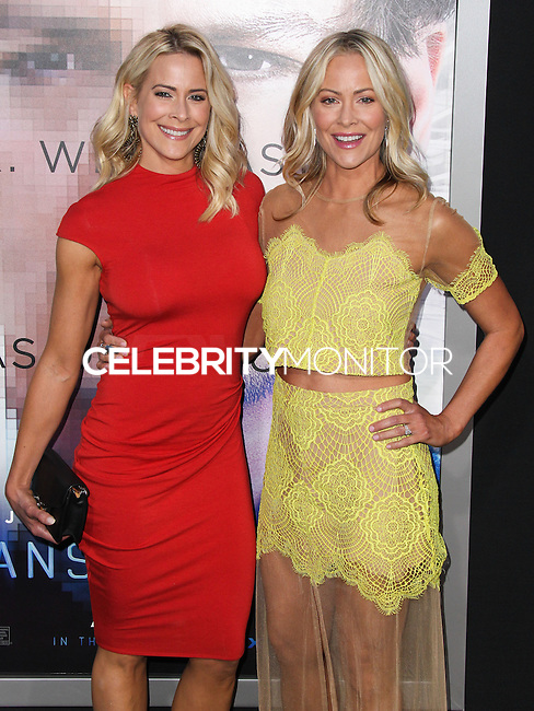"WESTWOOD, LOS ANGELES, CA, USA - APRIL 10: Brittany Daniel, Cynthia Daniel at the Los Angeles Premiere Of Warner Bros. Pictures And Alcon Entertainment's ""Transcendence"" held at Regency Village Theatre on April 10, 2014 in Westwood, Los Angeles, California, United States. (Photo by Xavier Collin/Celebrity Monitor)"
