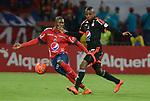 Independiente Medellín igualó como local 2-2 ante América. Fecha 18 Liga Águila I-2017.
