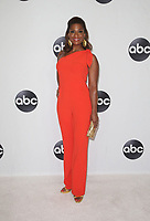 BEVERLY HILLS, CA - August 7: Kimrie Lewis-Davis, at Disney ABC Television Hosts TCA Summer Press Tour at The Beverly Hilton Hotel in Beverly Hills, California on August 7, 2018. <br /> CAP/MPI/FS<br /> &copy;FS/MPI/Capital Pictures