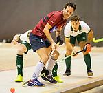 ROTTERDAM  - NK Nacompetitie Zaalhockey .      COPYRIGHT KOEN SUYK