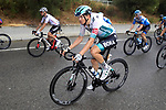 The peloton including Gregor Muhlberger (AUT) Bora-Hansgrohe during Stage 1 of Tour de France 2020, running 156km from Nice Moyen Pays to Nice, France. 29th August 2020.<br /> Picture: Bora-Hansgrohe/BettiniPhoto | Cyclefile<br /> All photos usage must carry mandatory copyright credit (© Cyclefile | Bora-Hansgrohe/BettiniPhoto)