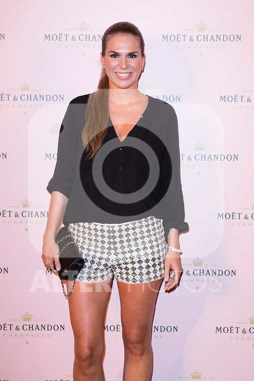 "Miriam Yebenes attends the ""Moon Night Party"" of Moët & Chandon at Casino in Madrid, Spain. September 17, 2014. (ALTERPHOTOS/Carlos Dafonte)"