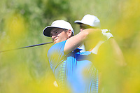Lucas Bjerregaard (DEN) during the third round of the Rocco Forte Sicilian Open played at Verdura Resort, Agrigento, Sicily, Italy 12/05/2018.<br /> Picture: Golffile | Phil Inglis<br /> <br /> <br /> All photo usage must carry mandatory copyright credit (&copy; Golffile | Phil Inglis)