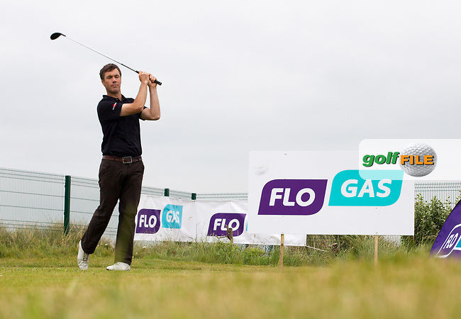 during the Flogas Pro-Am in Portmarnock golf club, Portmarnock, Dublin, Ireland. 29/05/2017.<br /> Picture: Golffile   Fran Caffrey<br /> <br /> <br /> All photo usage must carry mandatory copyright credit (&copy; Golffile   Fran Caffrey)