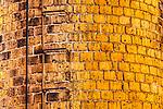 Industrial brick, East Boston, Massachusetts, USA