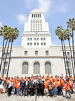 Building Trades News City Hall BNSF