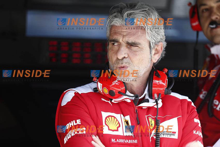 Maurizio Arrivabene (ITA, Scuderia Ferrari)<br /> Motorsports FIA Formula One World Championship World Cup World Cup 2016 Grand Prix of Australia<br /> Melbourne 18-03-2016<br /> Formula 1 Gp Australia<br /> Foto Insidefoto<br /> ITALY ONLY