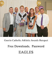 Athletic Awards Banquet 5-18-14