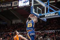 Valencia Basket 81-63 UCAM Murcia (25-1-2015)