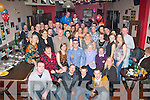 21ST PARTY: Martin Kerins, Stacks Villas, Tralee (seated centre) enjoying his 21st birthday party in the Slievemish bar, Boherbue, Tralee last Saturday night surrounded by many friends and family..