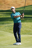 Abraham Ancer (MEX) In action during the final round of the The Genesis Invitational, Riviera Country Club, Pacific Palisades, Los Angeles, USA. 15/02/2020<br /> Picture: Golffile | Phil Inglis<br /> <br /> <br /> All photo usage must carry mandatory copyright credit (© Golffile | Phil Inglis)