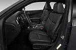 Front seat view of a 2019 Dodge Charger SXT 4 Door Sedan front seat car photos