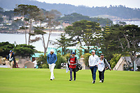 Nick Taylor (CAN) makes his way down 11 during round 3 of the 2019 US Open, Pebble Beach Golf Links, Monterrey, California, USA. 6/15/2019.<br /> Picture: Golffile | Ken Murray<br /> <br /> All photo usage must carry mandatory copyright credit (© Golffile | Ken Murray)