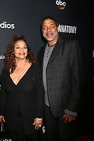 """LOS ANGELES - NOV 4:  Debbie Allen, Norm Nixon at the """"Grey's Anatomy"""" 300th Episode Event at Tao on November 4, 2017 in Los Angeles, CA"""