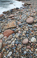 Cobblestones at Little Hunters Beach #A104