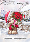 Roger, CHRISTMAS ANIMALS, WEIHNACHTEN TIERE, NAVIDAD ANIMALES, paintings+++++,GBRM2181,#xa#