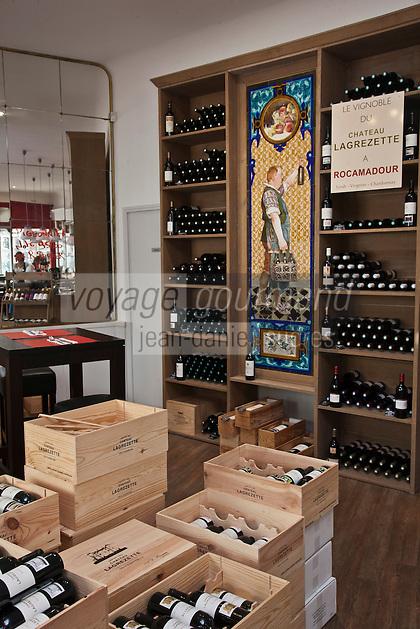Europe/France/Midi-Pyrénées/31/Haute-Garonne/Toulouse: Boutique Château Lagrezette