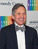 Former United States Representative Dennis Kucinich (Democrat of Ohio) arrives for the formal Artist's Dinner honoring the recipients of the 2013 Kennedy Center Honors hosted by United States Secretary of State John F. Kerry at the U.S. Department of State in Washington, D.C. on Saturday, December 7, 2013. The 2013 honorees are: opera singer Martina Arroyo; pianist,  keyboardist, bandleader and composer Herbie Hancock; pianist, singer and songwriter Billy Joel; actress Shirley MacLaine; and musician and songwriter Carlos Santana.<br /> Credit: Ron Sachs / CNP