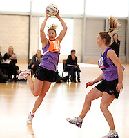 Silver Ferns Trials 170914