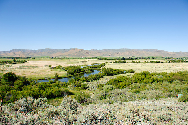 Nature Conservancy of Silver Creek in Idaho