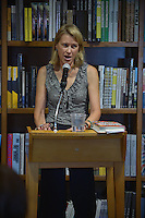 Coral Gables, FL - JULY 17: Author Lili Wright discuss and sign copies of her new book ' Dancing with the Tiger ' at Books and Books on July 17, 2016 in Coral Gables, Florida. Credit: MPI10 / MediaPunch