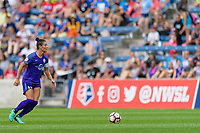 Bridgeview, IL - Saturday July 22, 2017: Ali Krieger during a regular season National Women's Soccer League (NWSL) match between the Chicago Red Stars and the Orlando Pride at Toyota Park. The Red Stars won 2-1.