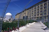 Europe/France/Rhône-Alpes/42/Loire/Saint-Etienne : Centre des Congrès dans les bâtiments manufrancs
