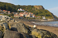 Runswick Bay - North Yorkshire - England