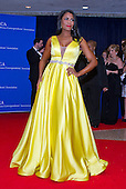 Omarose Onee Manigault arrives for the 2016 White House Correspondents Association Annual Dinner at the Washington Hilton Hotel on Saturday, April 30, 2016.<br /> Credit: Ron Sachs / CNP<br /> (RESTRICTION: NO New York or New Jersey Newspapers or newspapers within a 75 mile radius of New York City)