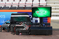 VAR will be used for tonights match during AFC Bournemouth vs Norwich City, Caraboa Cup Football at the Vitality Stadium on 30th October 2018