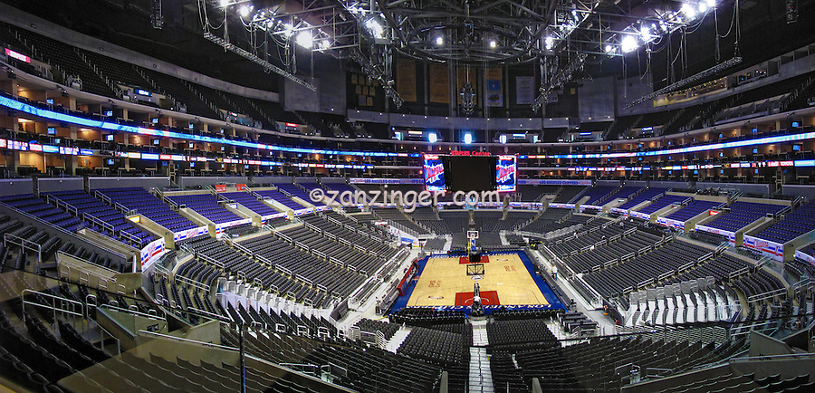 Staples, Center, multi-purpose, sports arena, Downtown, Los Angeles, CA