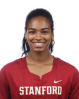 Stanford, CA - September 20, 2019: Mikaela Watson, Athlete and Staff Headshots