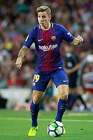 FC Barcelona's Lucas Digne during Joan Gamper Trophy. August 7,2017. (ALTERPHOTOS/Acero) /NortePhoto.com