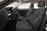 Front seat view of 2016 Skoda Superb Ambition 5 Door Hatchback Front Seat car photos