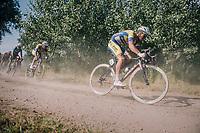 Edward Planckaert (BEL/Sport Vlaanderen-Baloise)<br /> <br /> 92nd Schaal Sels 2017 <br /> 1 Day Race: Merksem &gt; Merksem (188km)