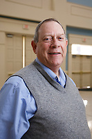 Gene Sullivan from the School of Business is pictured on January 19, 2018. (Photo by Jessie Rogers)
