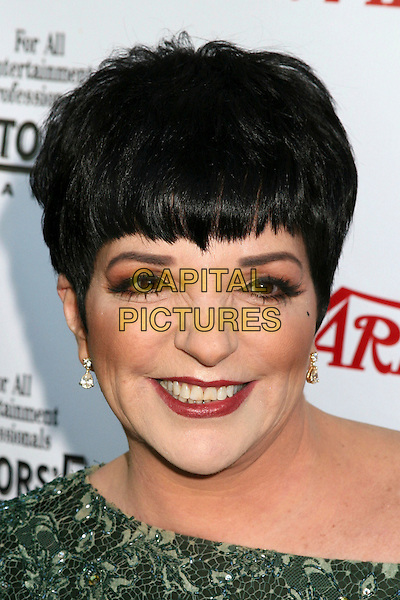LIZA MINNELLI.The Actors Fund of America's 10th Annual Tony Awards Bash honoring Liza Minnelli, Los Angeles, California, USA..June 11th, 2006.Photo: Byron Purvis/AdMedia/Capital Pictures.Ref: BP/ADM.headshot portrait .www.capitalpictures.com.sales@capitalpictures.com.© Capital Pictures.