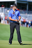 Jon Rahm (ESP) reacts to missing his putt on 13 during round 4 of the World Golf Championships, Dell Technologies Match Play, Austin Country Club, Austin, Texas, USA. 3/25/2017.<br /> Picture: Golffile | Ken Murray<br /> <br /> <br /> All photo usage must carry mandatory copyright credit (&copy; Golffile | Ken Murray)