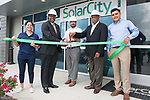 5 Corners - SolarCity ribbon cutting