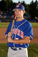 August 28th, 2007: Steve Condotta of the Auburn Doubledays, Class-A affiliate of the Toronto Blue Jays at Dwyer Stadium in Batavia, NY.  Photo by:  Mike Janes/Four Seam Images