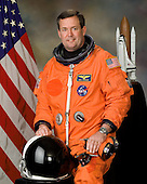 Houston, TX - (FILE) -- Portrait of Astronaut Michael J. Foreman, mission specialist taken January 24, 2006. STS-123, flying aboard the Space Shuttle Endeavour, is scheduled for launch at 2:28 a.m. EDT Tuesday, March 11, 2008.  Its mission is to deliver the first pressurized component of the Japanese Kibo (Hope) Laboratory and a Canadian robotic device called Dextre utilizing 5 spacewalks.  Its 16-day flight is the longest shuttle mission to date..Credit: NASA via CNP